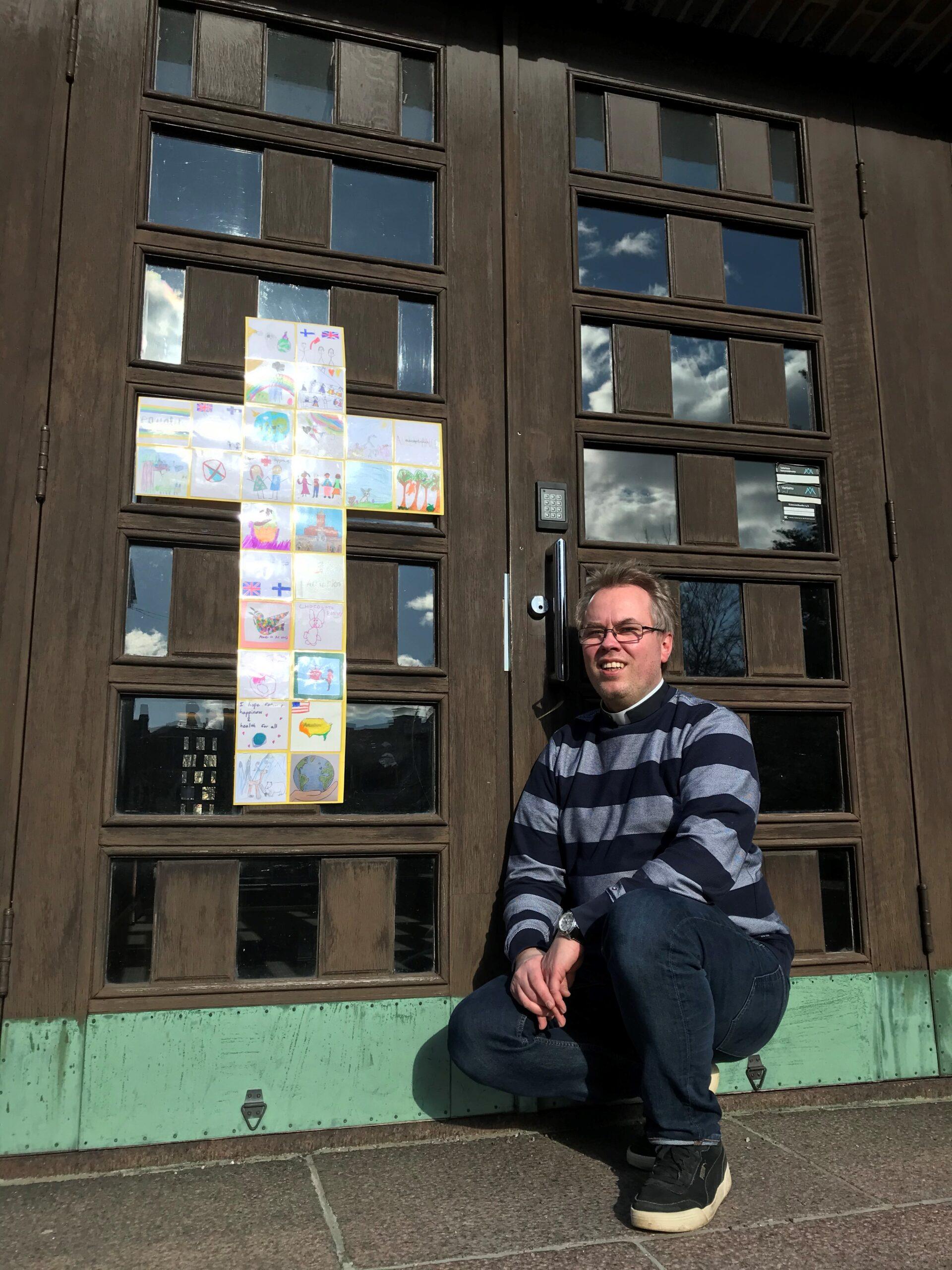 Tuomas & Cross. Easter 2021